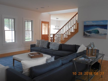Yarmouthport Cape Cod vacation rental - Living room also has 2 recliners