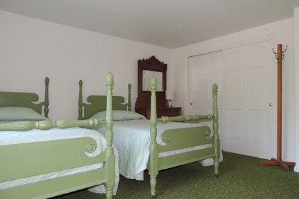 Harwich Port Cape Cod vacation rental - Second floor bedroom with 3 twins