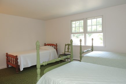 Harwich Port Cape Cod vacation rental - Third twin bed