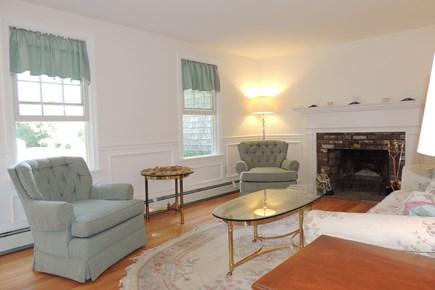 Harwich Port Cape Cod vacation rental - Sitting Room