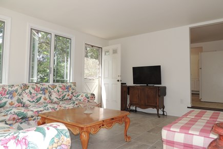Harwich Port Cape Cod vacation rental - Spacious family room