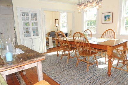 Harwich Port Cape Cod vacation rental - Charming dining room