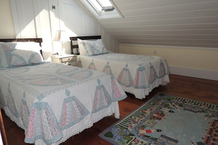 Harwich Port Cape Cod vacation rental - Second floor bedroom with 2 twins