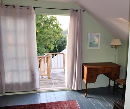 Dennis Cape Cod vacation rental - View from upstairs bedroom