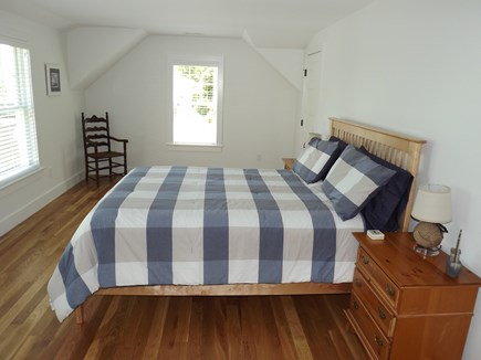 Chatham Cape Cod vacation rental - Second Floor Queen with View, Master Bath and Walk-In Closet.