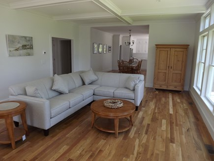 Chatham Cape Cod vacation rental - First Floor Living Area With Views.