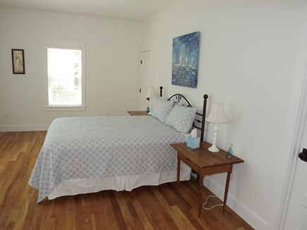 Chatham Cape Cod vacation rental - First Floor Queen with Master Bath, View and Walk-In Closet.