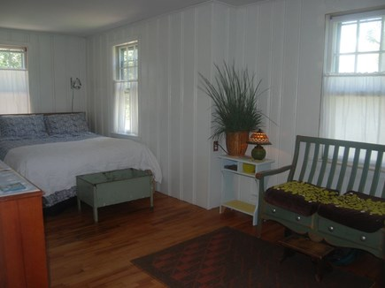 Chatham Cape Cod vacation rental - Downstairs bedroom queen bed