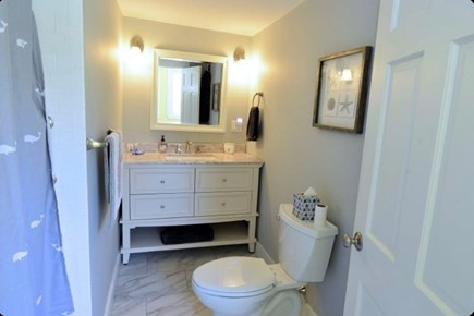 Harwich Port Cape Cod vacation rental - New Updated Bathroom First Floor
