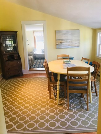 Harwich Port Cape Cod vacation rental - Dining room off the Kitchen