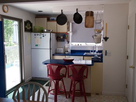 Truro Cape Cod vacation rental - Kitchen which is being renovated - please read the description