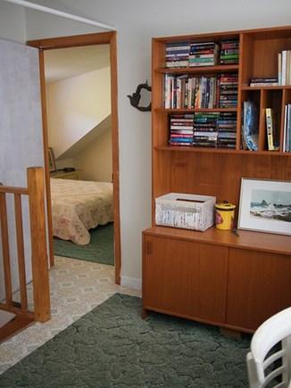 Truro Cape Cod vacation rental - Master sitting area