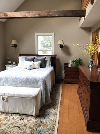Chatham Cape Cod vacation rental - Master Bedroom.