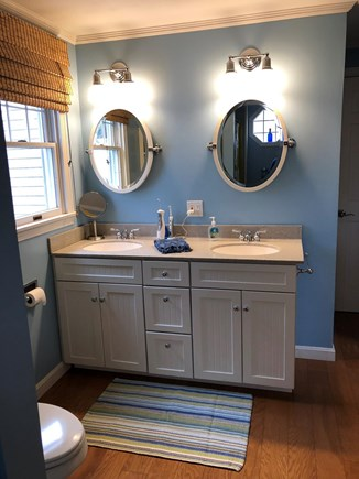 Chatham Cape Cod vacation rental - 1st floor bath.