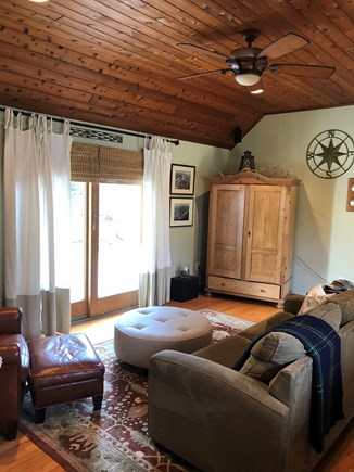 Chatham Cape Cod vacation rental - Family/TV room