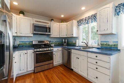 Popponesset, New Seabury Cape Cod vacation rental - Kitchen-fully equipped