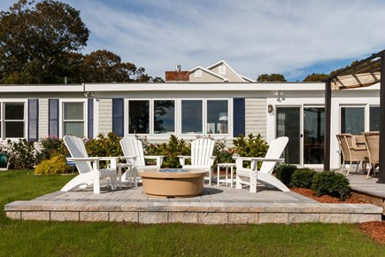 Popponesset, New Seabury Cape Cod vacation rental - Fire Pit patio