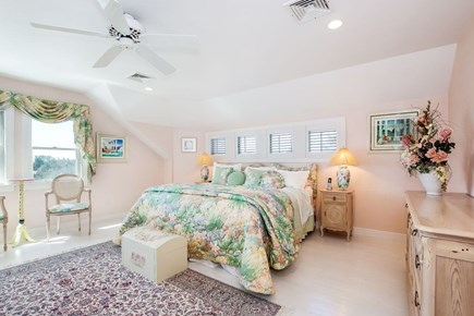 West Yarmouth Cape Cod vacation rental - 3rd level Master Suite - king bed