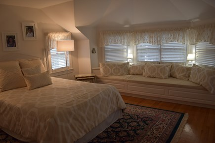 West Yarmouth Cape Cod vacation rental - Queen master suite - 1st level