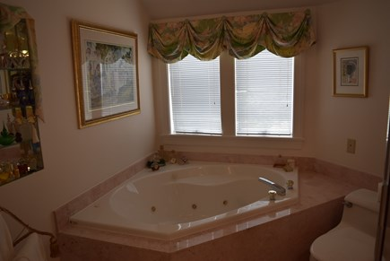 West Yarmouth Cape Cod vacation rental - 1 of the master baths