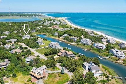 West Yarmouth Cape Cod vacation rental - Fabulous location on Great Island - a Private, Gated community