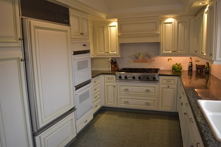 West Yarmouth Cape Cod vacation rental - Gourmet kitchen - 6 burner stove and double wall oven