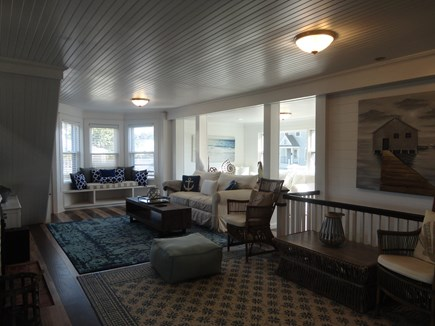 West Yarmouth Cape Cod vacation rental - Spacious living room -2