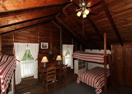 Brewster Cape Cod vacation rental - Bunk Bed Area