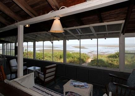 Brewster Cape Cod vacation rental - Porch