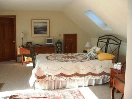 West Yarmouth Cape Cod vacation rental - Large master bedroom - 2nd floor