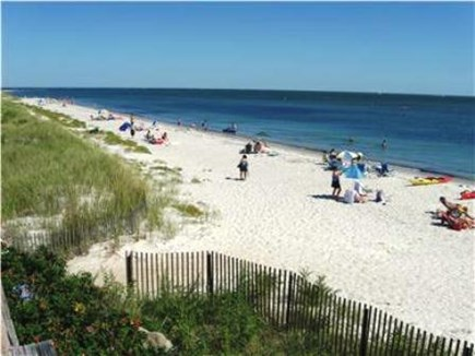 West Yarmouth Cape Cod vacation rental - Beautiful white sand beach