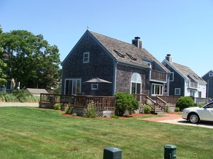 West Yarmouth Cape Cod vacation rental - Cape home with large wrap-around deck