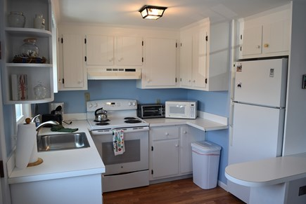 Hyannis Cape Cod vacation rental - Updated kitchen