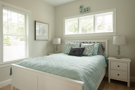 Dennis, Mayflower Beach Cape Cod vacation rental - An example of one of the master bedrooms