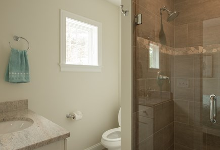Dennis, Mayflower Beach Cape Cod vacation rental - An example of one of the master bathrooms