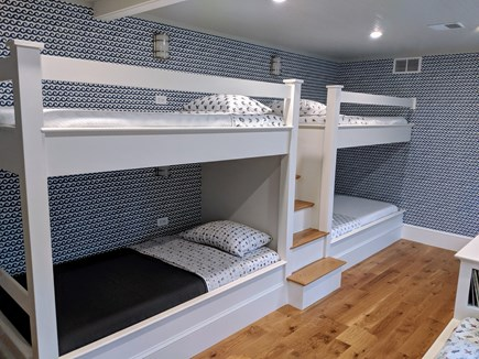 East Dennis Cape Cod vacation rental - Bunk Room