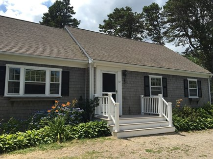 Brewster Cape Cod vacation rental - Front of home