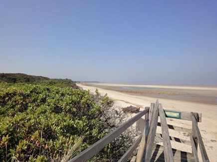 Brewster Cape Cod vacation rental - Beautiful Linnell Landing Beach just 4/10 mile away