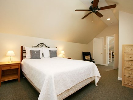 Brewster Cape Cod vacation rental - 2nd floor bedroom with king