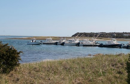 Chatham Cape Cod vacation rental - Outermost Marina, next door