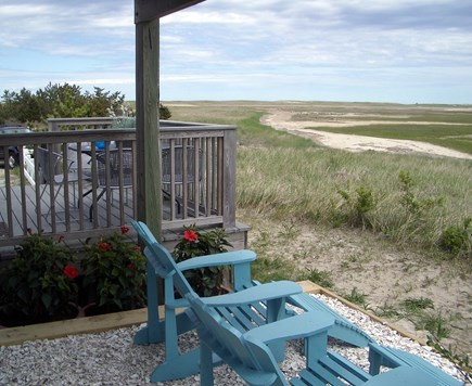 Chatham Cape Cod vacation rental - The unit's private sitting area