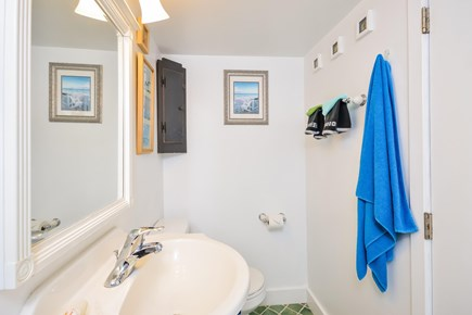 Chatham Cape Cod vacation rental - Bathroom #2 with shower