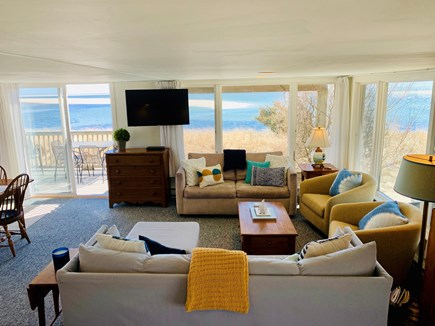Chatham Cape Cod vacation rental - The living area