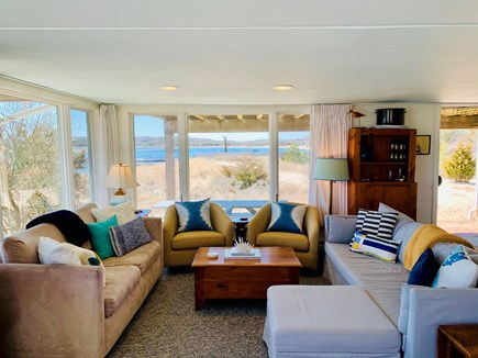 Chatham Cape Cod vacation rental - Views from all sides