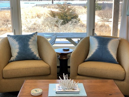 Chatham Cape Cod vacation rental - Lots of comfy seating