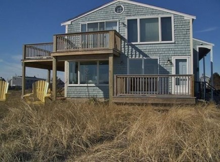 Chatham Cape Cod vacation rental - The first floor end unit, steps from the sand
