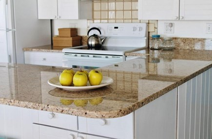 Chatham Cape Cod vacation rental - Fully stocked kitchen, with granite countertops and dishwasher