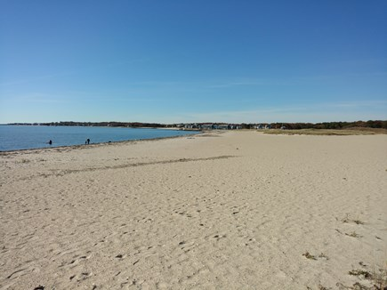 Hyannis, Barnstable Cape Cod vacation rental - Beautiful Kalmus Beach within walking distance! Great snack Bar.