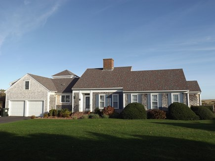 Chatham Cape Cod vacation rental - Front of Beachfront Home