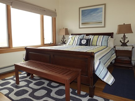 Chatham Cape Cod vacation rental - Second Level  Queen Master With Private Bath, Suite & Views
